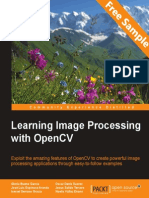 Learning Image Processing with OpenCV - Sample Chapter