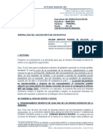 CONTESTACION DE DEMANDA PRESCRIPCION ADQUISITIVA.doc