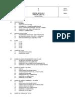 tabla de analisis sismico