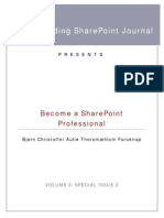 Becoming a Share Point Professional