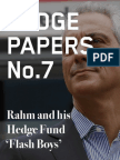 Hedge Paper No.7