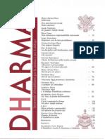 Rivista Dharma n 1
