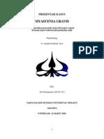 Case Myastenia Gravis