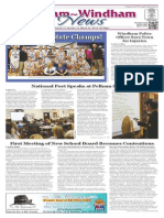 Pelham~Windham News 3-27-2015