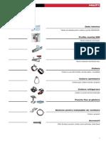 HILTI Catalog Instalatii 2015
