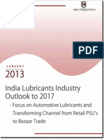 India Lubricants Industry Outlook to 2017_Sample Report (2).pdf