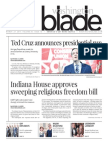 Washingtonblade.com, Volume 46, Issue 13, March 27, 2015