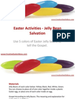 Easter Activities - Jelly Bean Salvation