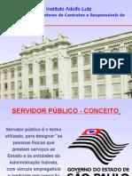 GESTÃO DE CONTRATOS ADMINISTRATIVOS  AUTORA ELIANA GOMES