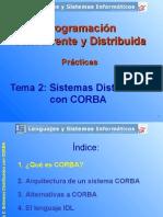Sistemas Distribuidos Con CORBA