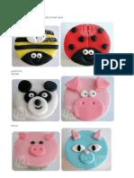 Cupcake Bichinhos