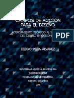 Campos de Acción para el Diseño - Trabajo de Grado - Diego Peña Alvarez