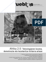 Pueblos 63 – Cuarto trimestre de 2014 - Dossier en euskera