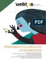 Pueblos 64 – Enero de 2015. Feminismo. Dossier en euskera.