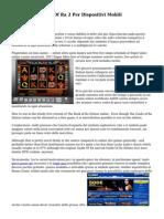 Slot Online Guide Of Ra 2 Per Dispositivi Mobili