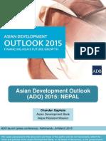 ADO 2015 Nepal