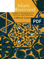Clifford Geertz-Islam Observed_ Religious Development in Morocco and Indonesia (Phoenix Books)-University of Chicago Press (1971)
