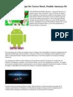 Jovenes Escogen Apps De Correo Movil, Posible Amenaza Fb
