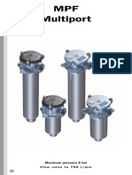 Data Sheet Filter MPF MP Filtri