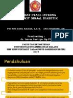 Presentasi Nefropati Diabetik