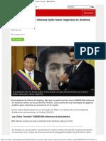 ¿Por Qué a China Le Interesa Tanto Hacer Negocios en América Latina_ - BBC Mund