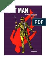 HIT MAN -Un Manual Tecnico Para Los Contratistas Independientes' - Rex Feral
