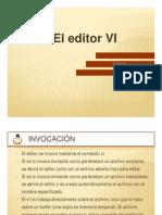 El Editor VI