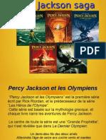 Percy Jackson Presentation Français