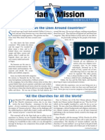 Xaverian Mission Newsletter February 2008