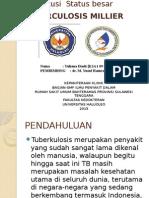 Diskusi Status Besar TB Milier