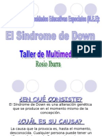 Sindrome de Down Presentacion