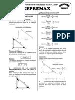 CEPREMAX - Trigonometria Semana 03 _(Razones Trigonométricas_)