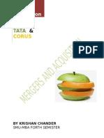 Tata Corus Aq Project