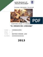 Peru y La Politica Globalozada