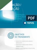 ExportaçãEXPORTAÇÃO IMPOTAÇÃO DE NÚMEROS DE SÉRIESo Impotação de Números de Séries