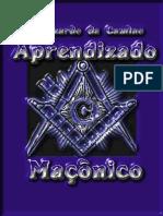 Rizzardo Da Camino - Aprendizado Maçônico