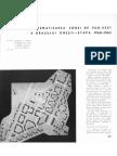 Arhitectura R.P.R. Nr. 3 Pe 1963 Pg. 22-25 Sistematizarea Zonei de S.v. a Orasului Onesti - Etapa 1960-1962