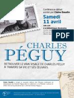 Conférence Péguy
