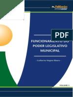 Funcionamento do Poder Legislativo