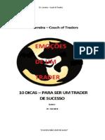E-book - Emoções de Um Trader