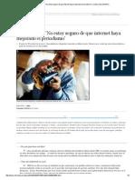 Umberto Eco - 'No Estoy Seguro de Que Internet Haya Mejorado El Periodismo'