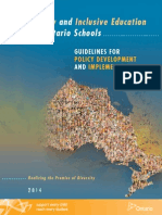 ministry curriculum documents
