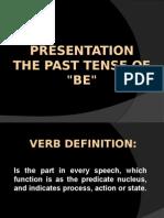 Presentacion Verbo to Be English_ii