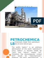 Petrochemicals Presentation