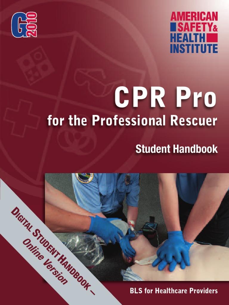Cpr handbook cardiopulmonary resuscitation cardiac arrest xflitez Image collections