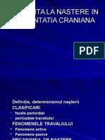 Asistenta La Nastere in Craniana-banca Mondiala