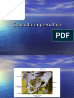 Consultatia prenatală