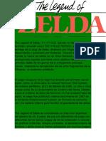 The Legend of Zelda  (Juego)