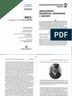 3_Antecedentes históricos de la clínica en psicología