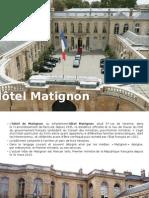 Hôtel Matignonhh